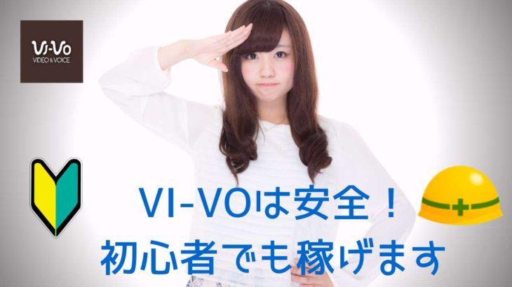 VI-VOは安全